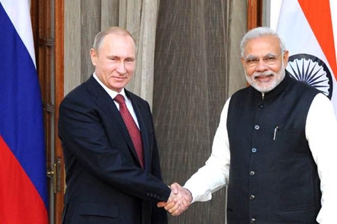 Modi Putin informal summit