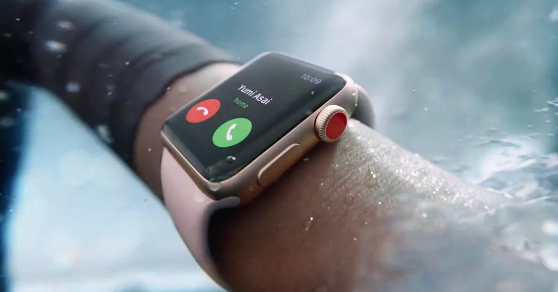 Apple Watch patent points to incoming always-on display ...