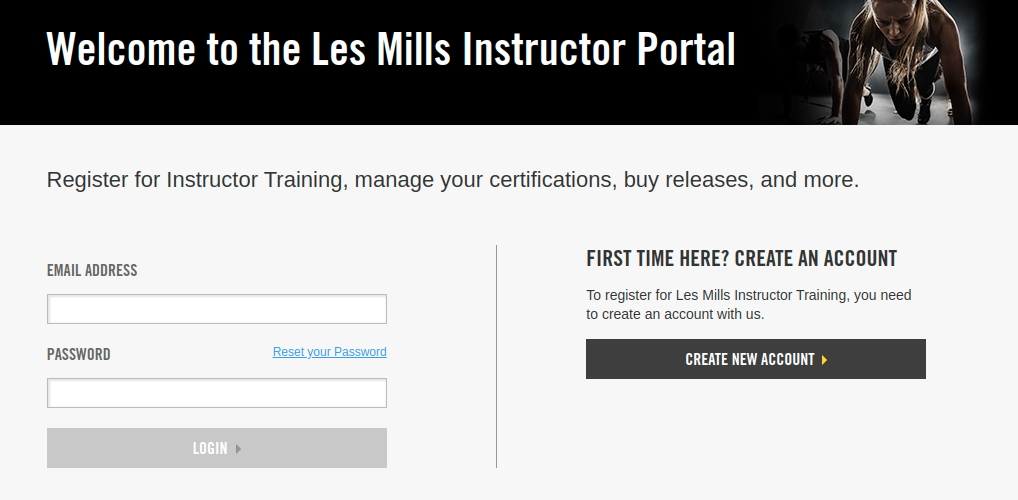lesmills secure logo