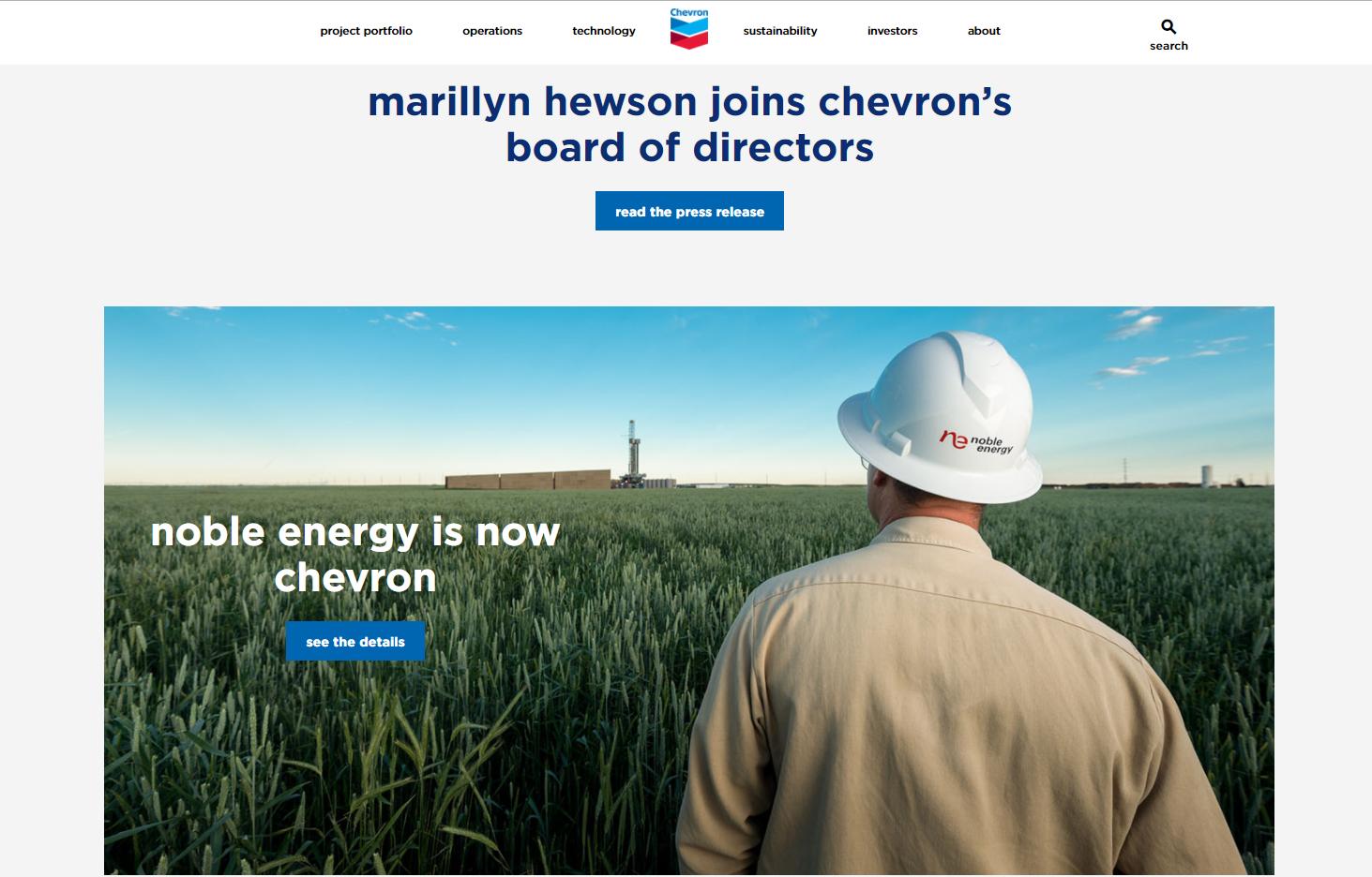 Chevron credit card Login Portal