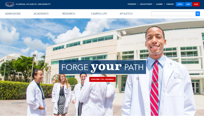FAU Student Portal