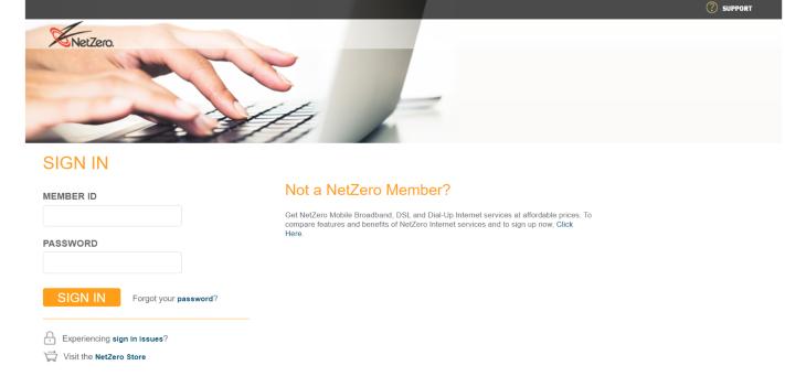 NetZoro Sign up