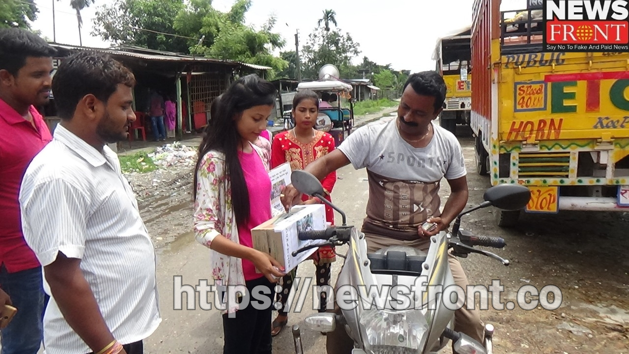 help for Flood Victims