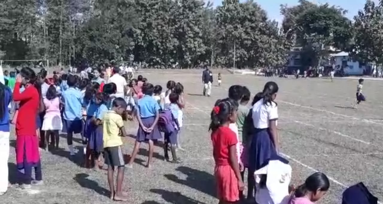 Annual Sports Competition at Madarihat