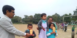 annual sports competition of nivedita academy