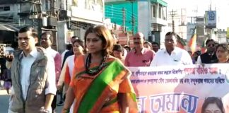 police minister resigns demand by rupa
