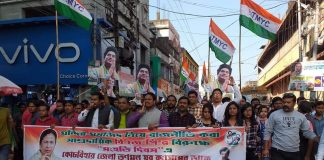 solidarity day celebration by tmc