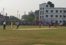 three-day knockout cricket tournament begins