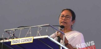 CM at the inauguration of north bengal festival