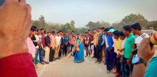 Eight-party Cricket Tournament in Keshpur