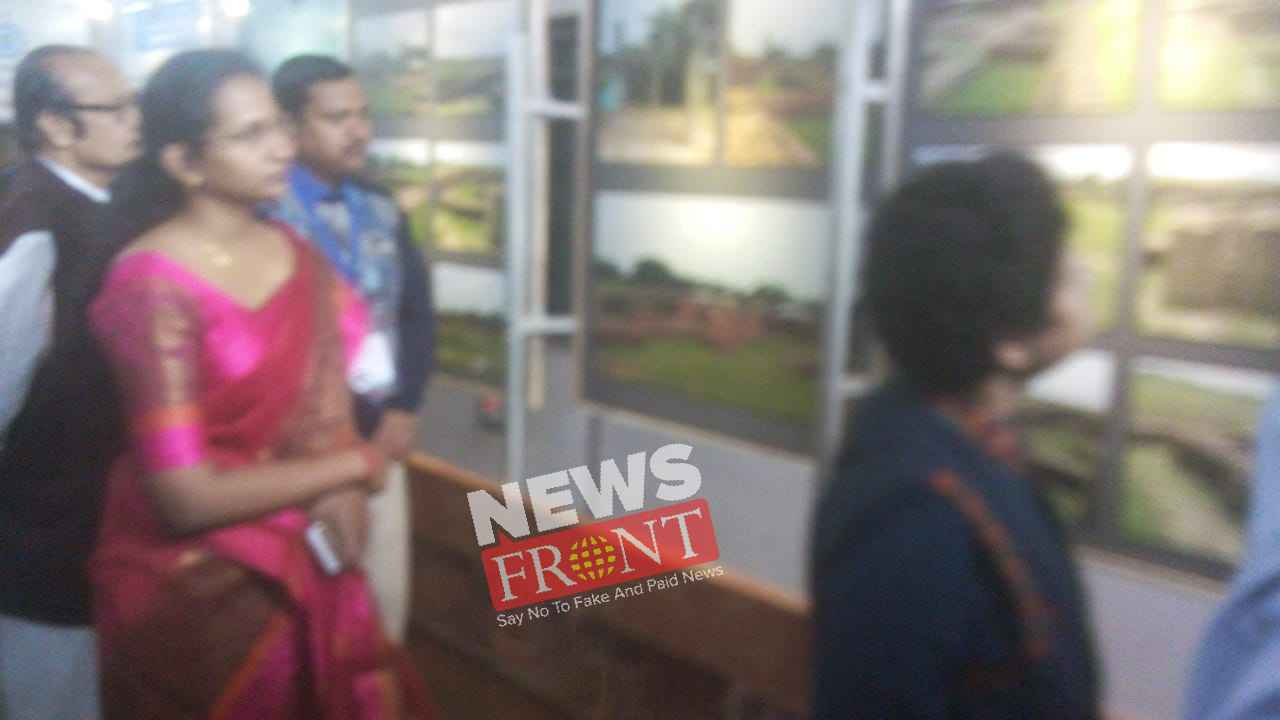 Photographic exhibition of Archeology at Balurghat 2