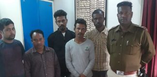 Six arrested in the campaign against gambling-liquor