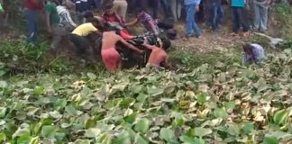 Two bikers of dead bodies rescued from Nayanjuli