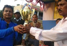 Volleyball Champion Rajnagar Youth Sporting Club at Ghatal festival   newsfront.co