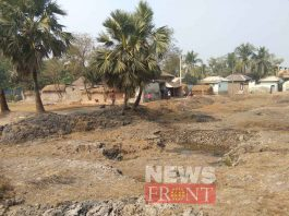 accusation of filled pond against tmc leader 4