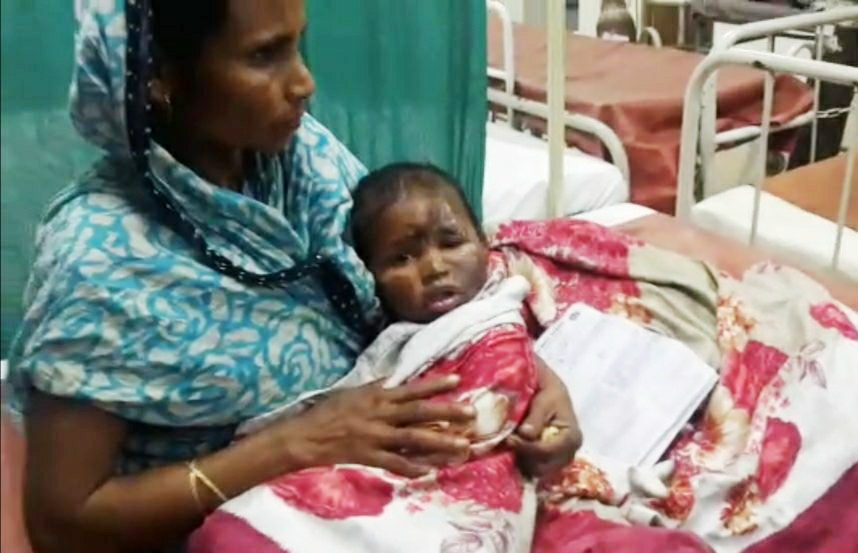 after the birth of two daughters mother attacked