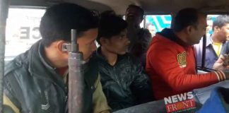 arrested youth due to stolen kalas 2