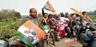 bike rally on the support of brigade meeting 3