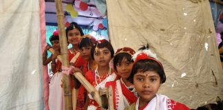 cultural program in ninety nine year primary school | newsfront.co