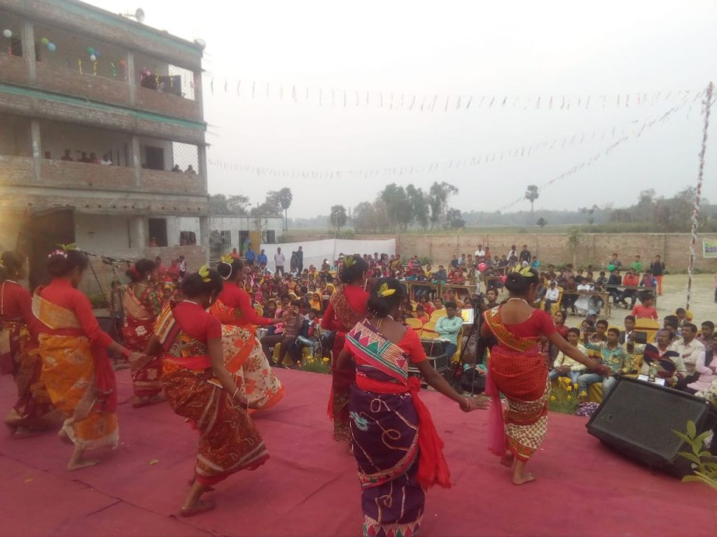 Dormant Garden Public School Sports and Cultural Program