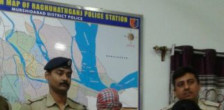 One arrested with two lakhs duplicate cash