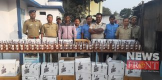 arrested one with duplicate alcohol