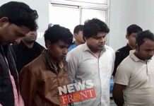 arrested robbers claimed they are tmc workers
