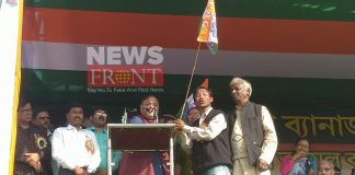 bjp workers joined to tmc at jhargram