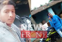 death of two youth at road accident