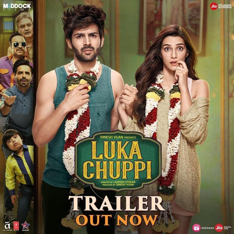 luka chuppi release on 1st March