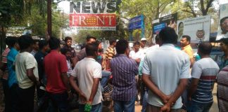 Accusation of beating municipality worker against traders