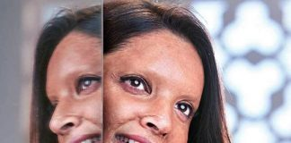Acid injured laxmi agarwal character by deepika