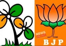 Competition between tmc and bjp