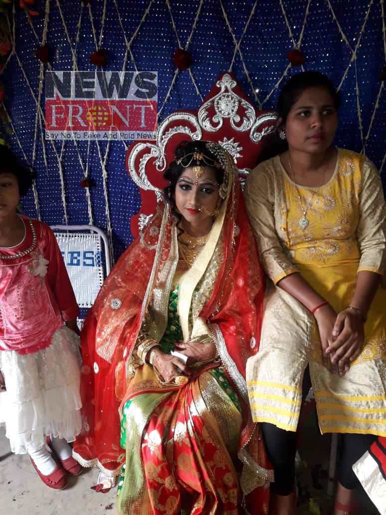 Death of housewife for dowry