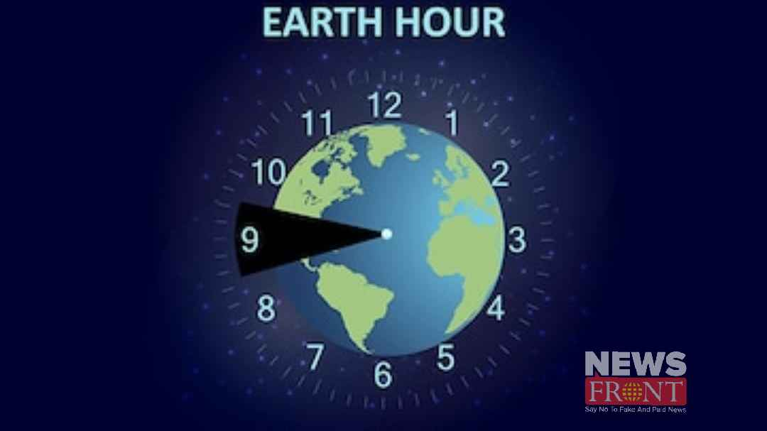 earth hour connect to earth