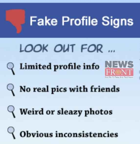 Fake information restricted by Facebook