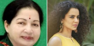 Kangana is the Role of Jayalalitha