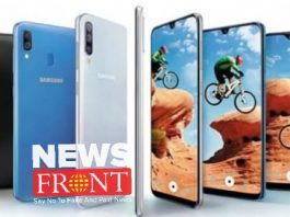 Launch New smart phone of Samsung