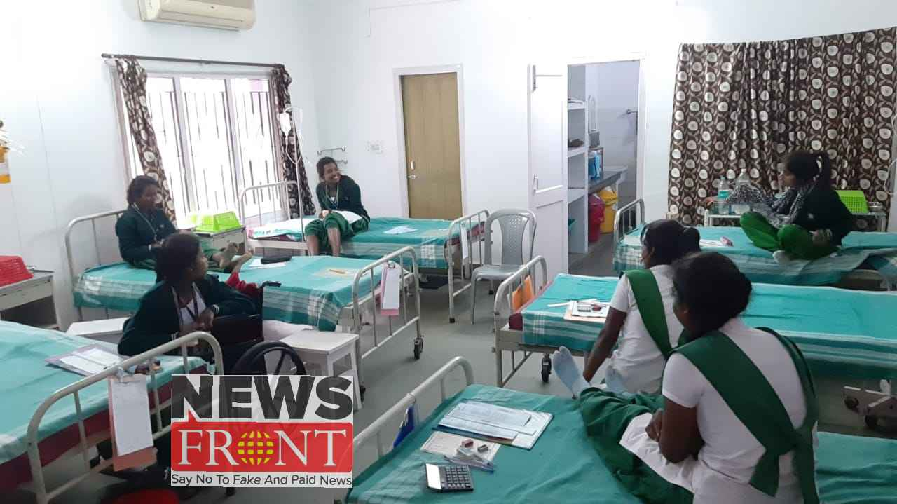 Six hs candidates injured at road accident