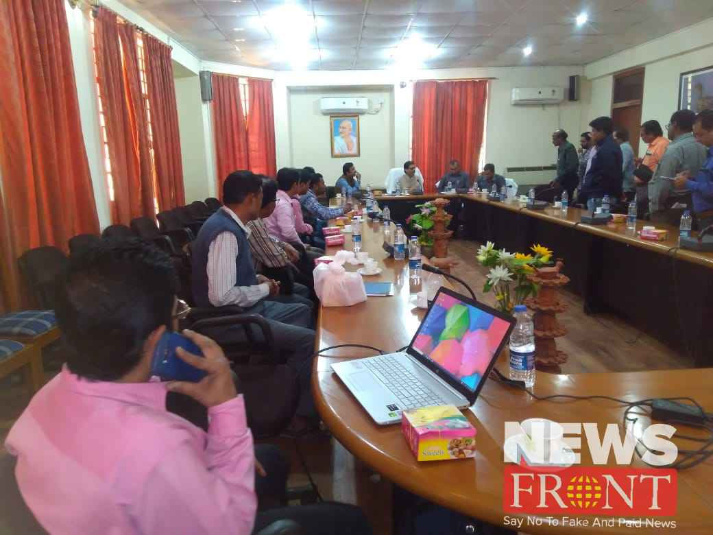 Workshop on election restrictions on journalists