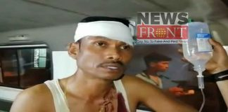 Allegation of assault bjp workers against tmc