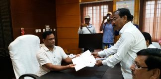 Apurba think to win after submission nomination paper
