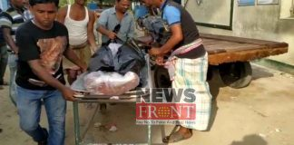 Arrested youth on charges of murder Aunty