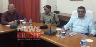 Central forces appointed in eighty percent booth of raiganj