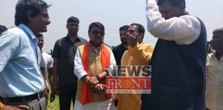 Kailash visited meeting place of pm
