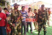 Sukanta demand for central forces