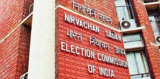 The Election Commission ordered the officer to leave immediately at Murshidabad