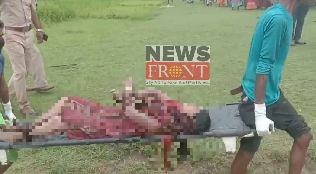 rescued dead body of woman arrested two 2