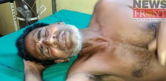 Accusation of assault father of bjp worker