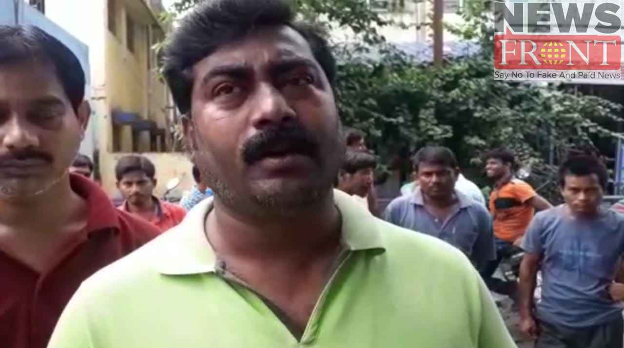 Accusation of attempts to murder against bjp